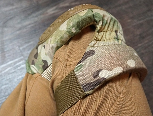 Bendable Altacontour 360 Multicam Vibram Cap Knee Pads