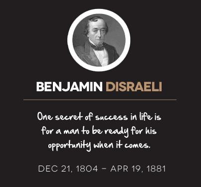 Benjamin Disraeli Quotes