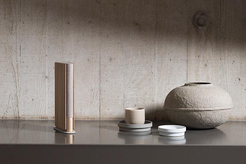 Bang & Olufsen's Newest Smart Speaker Is Made for Your Bookshelf