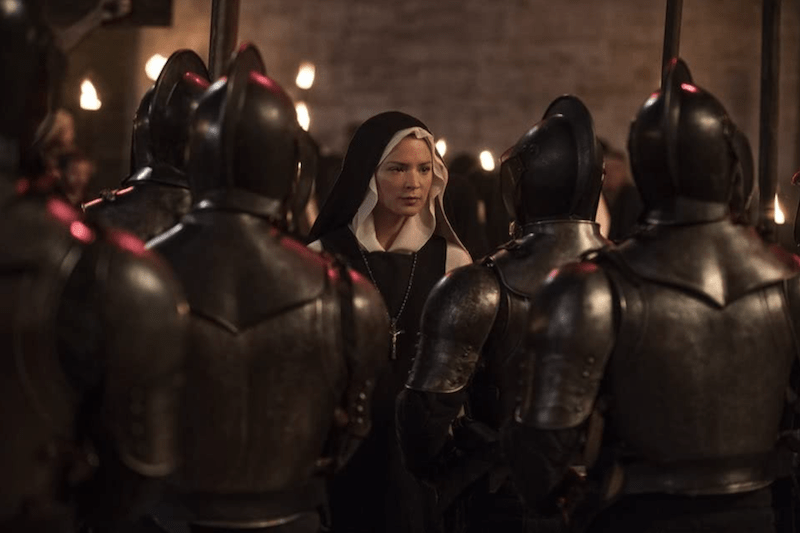 Paul Verhoeven's Erotic 'Benedetta' Trailer Drops