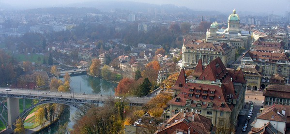 Bern City Switzerland