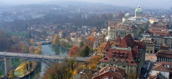 Bern City Switzerland