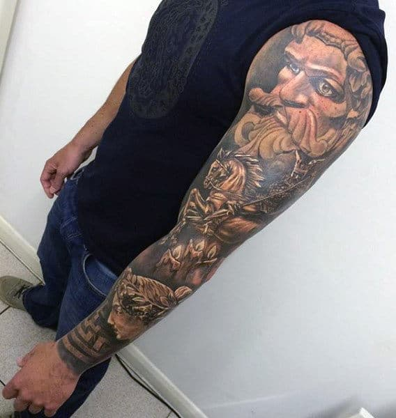 Best 3D Tattoos For Men
