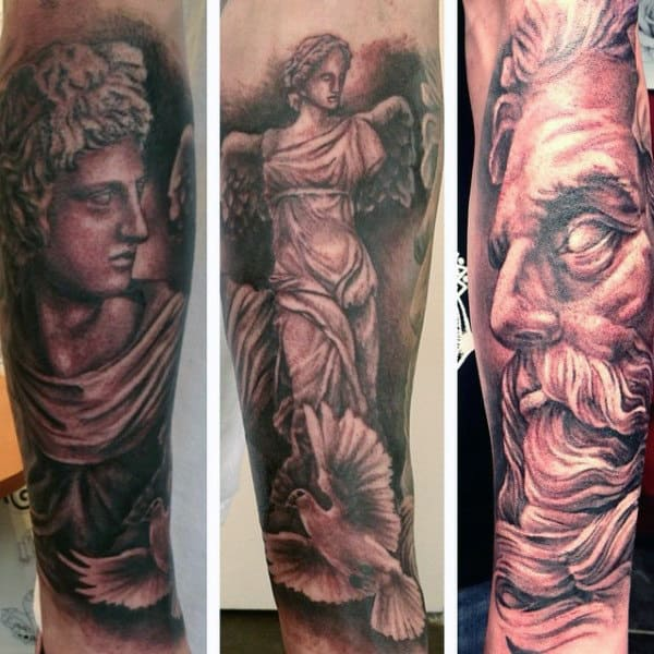 Best Angel Tattoo For Men