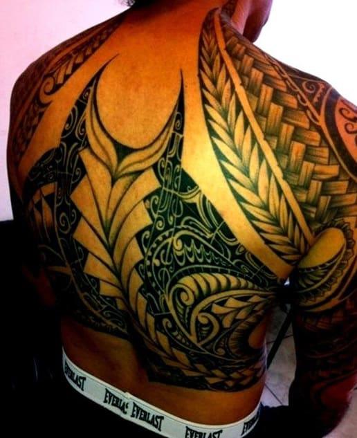 Mejores Tatuajes En La Espalda Para Hombres