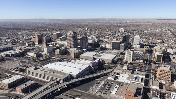 Best Beer Cities Albuquerque New Mexico