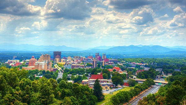 Best Beer Cities Asheville North Carolina