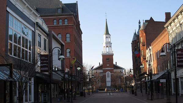 Best Beer Cities Burlington Vermont