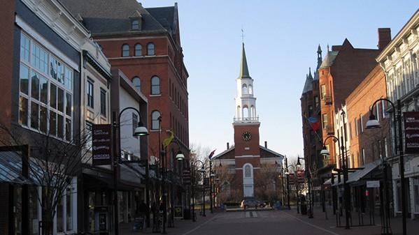 Best Beer Cities Burlington Vermont