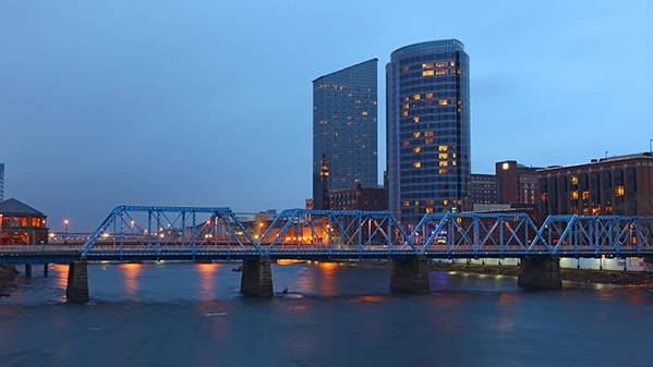 Best Beer Cities Grand Rapids Michigan