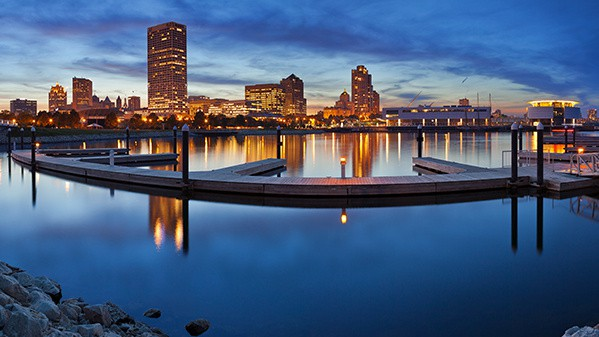 Best Beer Cities Milwaukee Wisconsin