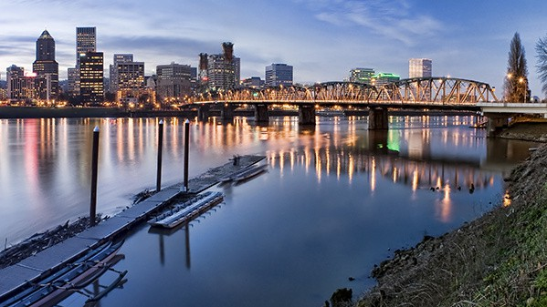 Best Beer Cities Portland Oregon