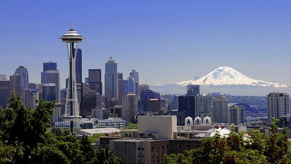 Best Beer Cities Seattle Washington