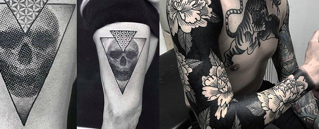 d1a2ddd16eddb Top 50 Best Different Tattoo Styles Of All Time - Most Popular Types ...