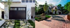 Top 60 Best Driveway Ideas – Designs Between House And Curb