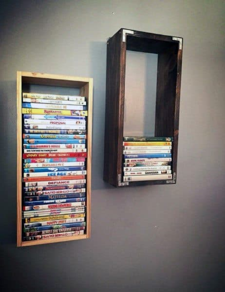 40 dvd storage ideas organized movie collection designs rh nextluxury com dvd storage ideas for bedroom dvd storage ideas uk