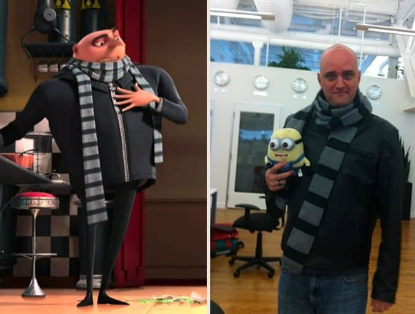 Best Easy Mens Halloween Costumes Gru Despicable Me