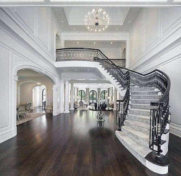 21 Best Modern Entry Design Ideas: Unique Home Entryway Designs