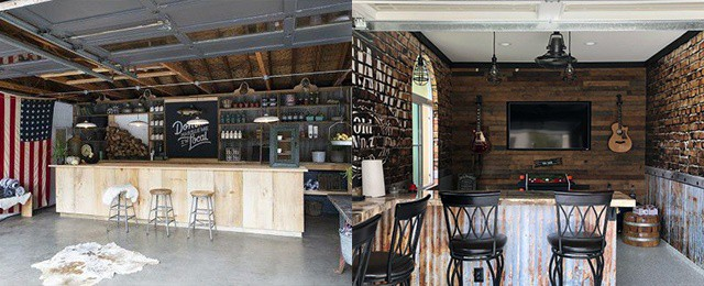 Best Garage Bar Ideas Designs