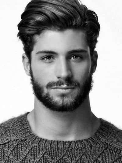 Mens Wavy Hairstyles Captivating Men's Fashion 2013 Beard  Men's Style  Pinterest  Men's Fashion