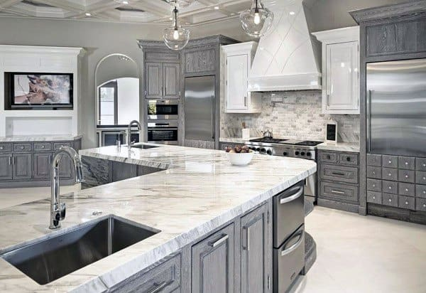 Top 70 Best Kitchen Cabinet Ideas - Unique Cabinetry Designs