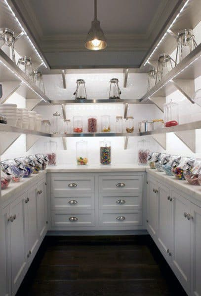 Wonderful Best Kitchen Pantry Designs