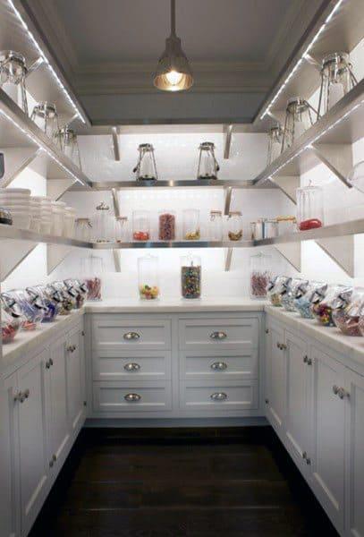 Best Kitchen Pantry Designs