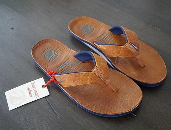 d27fca967704 Best Leather Flip Flops For Men Hari Mari X Nokona