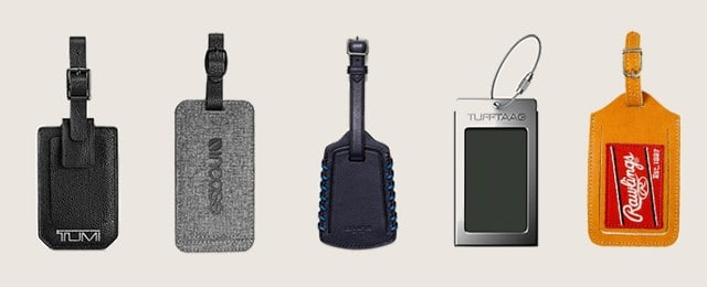 Best Luggage Tags For Men
