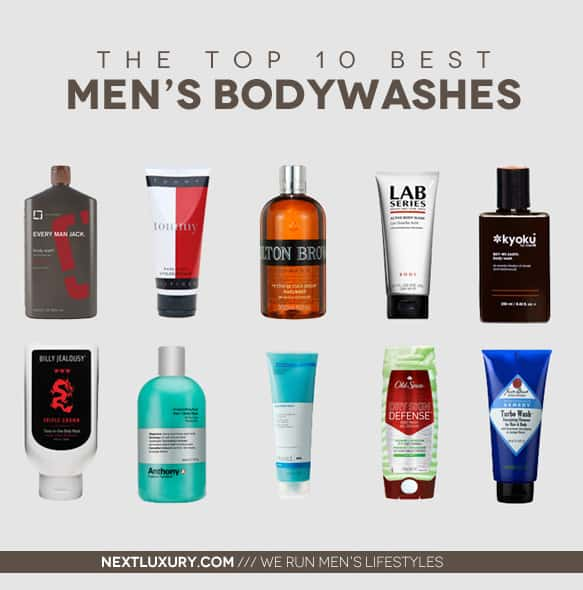 Nice Best Menu0027s Body Wash 2013