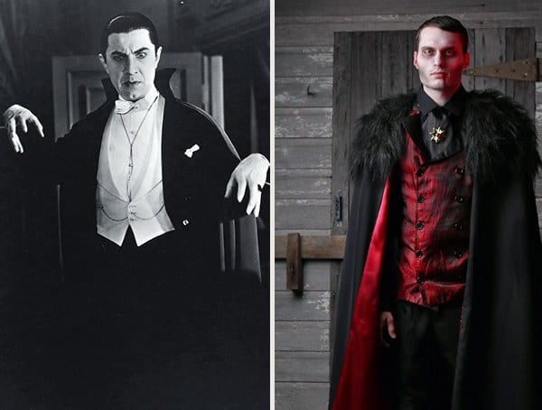 Best Mens Halloween Costumes Dracula Vampire