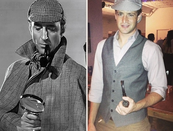 Best Mens Halloween Costumes Sherlock Holmes