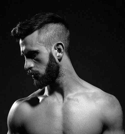 Best Mens Mohawk Hair Ideas