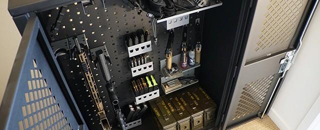 Best Metal Gun Security Storage Cabinet