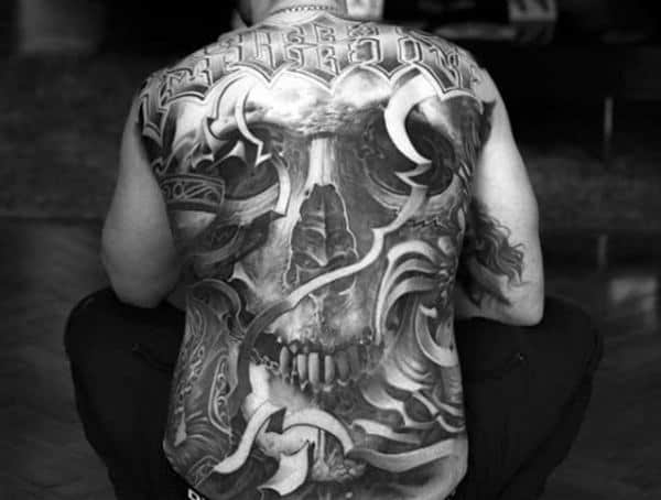 Best Places To Get A Tattoo For Men On Back