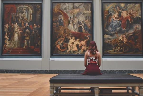 Best Places To Meet Girls Art Galleries