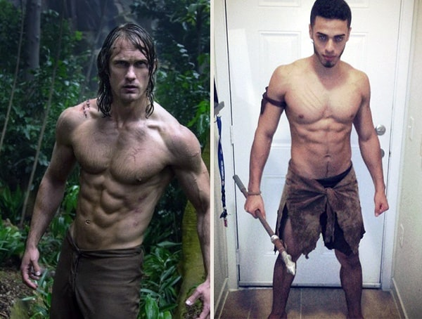 Best Sexy Mens Halloween Costume Ideas Tarzan