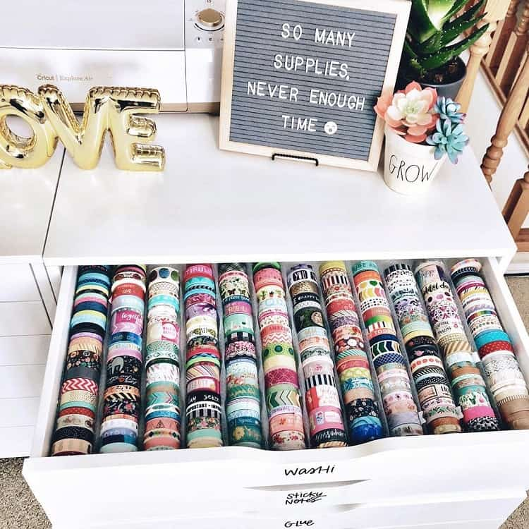 Best Storage Ideas Craft Room