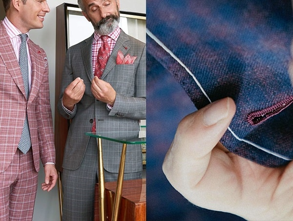 Best Suit Brands For Men Isaia