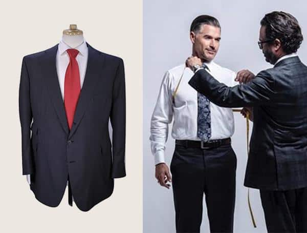 Best Suits For Men William Fioravanti
