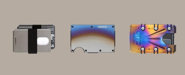 Best Titanium Wallet For Men