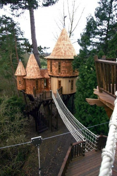 Best Treehouse Designs