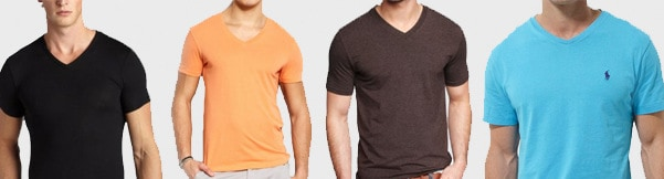 Best V Neck T-shirts For Men
