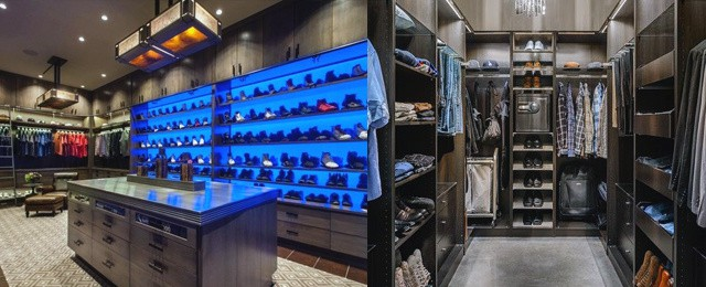 Best Walk In Closet Design Ideas For Men