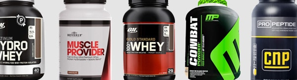 Best Whey Protein Powder For Men