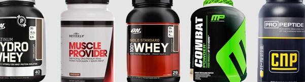 The Best Whey Protein Powder For Men