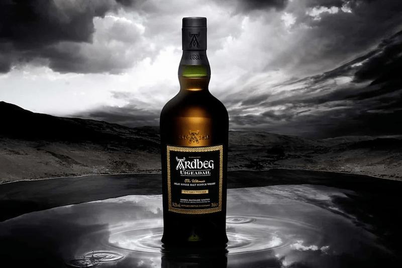 Ardbeg Uigeadail Tops International Whisky Awards