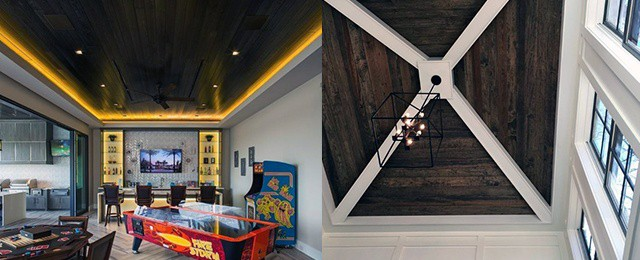 Top 60 Best Wood Ceiling Ideas – Wooden Interior Designs