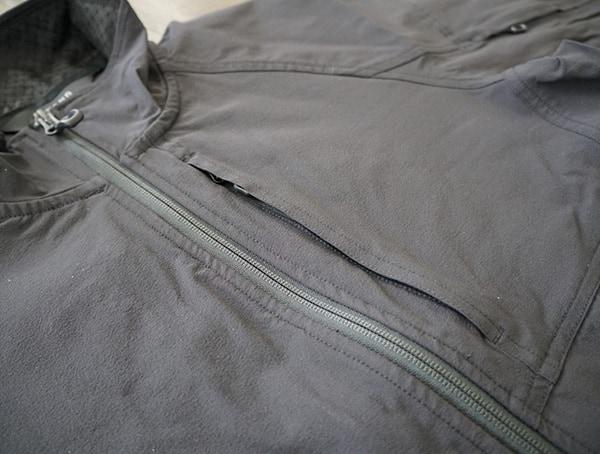 Beyond Clothing K5 Velox Light Softshell Jacket Kyros System