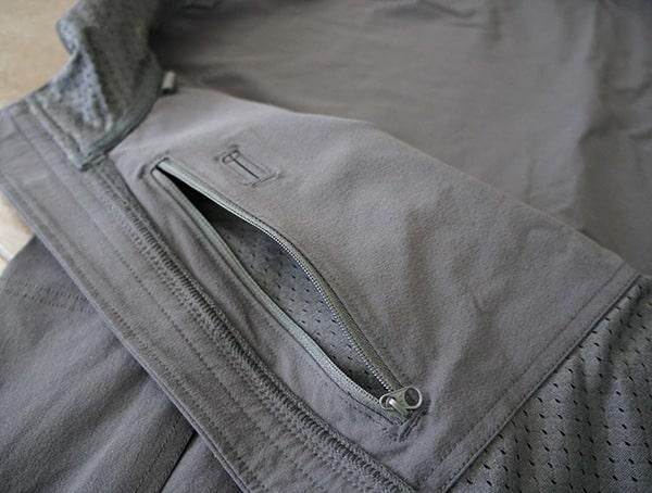 Beyond Clothing Velox Light Softshell Mens Jackets Inner Pocket